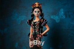 LIMITED DIA DE LOS MUERTOS Barbie Doll (Preorder)