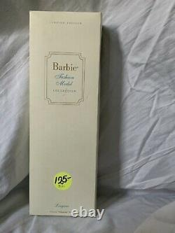 LIMITED EDITION BARBIE FASHION MODEL COLLECTION LINGERIE SILKSTONE Brunette