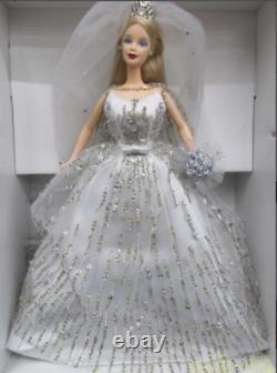 Limited Edition 2000 Millennium Bride MATTEL Barbie Doll