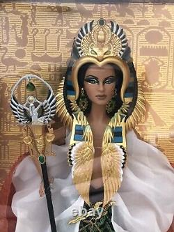 Limited Edition 2010 Cleopatra Gold Label Barbie, NRFB