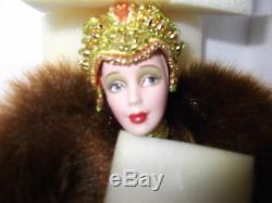 Limited Edition BOB MACKIE CHARLESTON Porcelain Barbie Doll