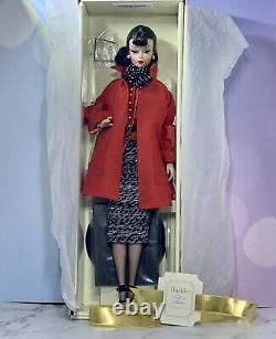 Limited Edition Barbie Fashion Designer Doll Rare Fashion Model Collection NRFB