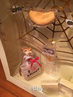 Limited Edition Charlotte Olympia Barbie Still In Factory Tissue