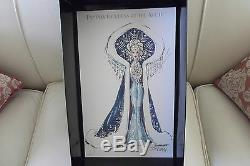 Limited Edition Fantasy Goddess of the Arctic 2001 Barbie Doll
