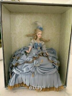 Limited Edition Marie Antoinette Barbie Doll