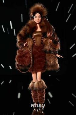 Limited Edition Star Wars Chewbacca Barbie Doll New in original box