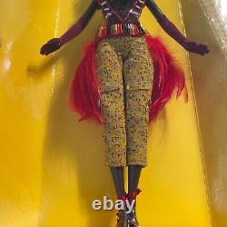 Limited Edition Treasures of Africa by Byron Lars TANO Barbie Doll NRFB