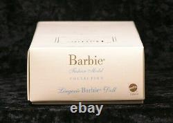 Lingerie #6 Silkstone Barbie BFMC NRFB 2003 Limited Edition Mattel 56948