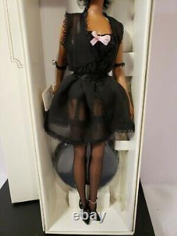 Lingerie African American Silkstone Barbie Doll 2002 Limited Edition 56120 Nrfb