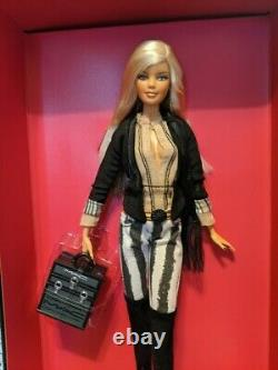 MAC Cosmetics Barbie Doll 2006 Gold Label Collector Limited Edition NRFB 2007