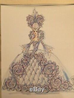 MATTEL 1997 MADAME DU BARBIE DESIGNED BY BOB MACKIE LIMITED EDITION (New NRFB)