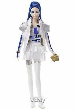 MATTEL LIMITED EDITION DISNEY STAR WARS BARBIE R2-D2 PRE ORDER (confirmed)