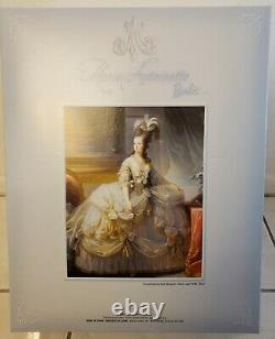 Marie Antoinette Barbie Limited Edition