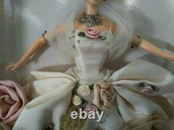 Mattel Antique Rose Barbie, the first doll in the exclusive Limited Edition