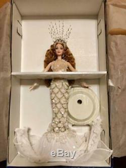 Mattel Barbie 2002 model limited edition Enchanted Mermaid Barbie unused