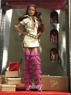 Mattel Barbie Christian Louboutin Safari Barbie Doll 2002 model limited edition