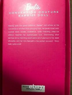 Mattel Barbie Convention in Japan 2017 Barbie Gold Label Limited to 900 unused