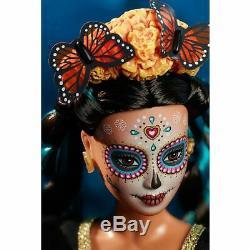 Mattel Barbie Dia De Los Muertos (Day of The Dead) Doll Limited Edition PreOrder