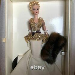 Mattel Barbie Fashion Model Collection Limited Edition CapucineSilkstone 2002