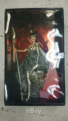 Mattel Barbie Gold Label Athena Barbie Collection Limited Edition opened Unused