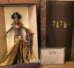 Mattel Barbie Tatu Treasures of Africa 2003 Limited Edition Byron Lars B2018