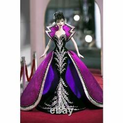 Mattel Brunette Brilliance Barbie Doll 2003 Limited Edition Bob Mackie B0585