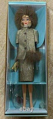 Mattel Gold N Glamour Barbie Doll 2001 Limited Edition Collectors Request #54185