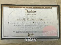 Mattel In The Pink Silkstone Collection Barbie 2000 Limited Edition NRFB