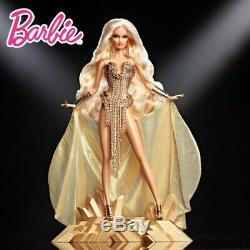 Mattel Limited Collection The Blonds Blond Gold Barbie GOLD LABEL 2012 unused