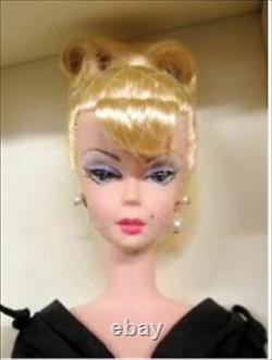 Mattel Smart Blond Barbie Doll 2003 Platinum Label Silkstone 900 Limited B8687