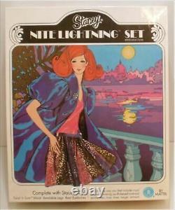 Mattel Stacey Nite Lightning Barbie Doll 2006 Gold Label Limited to 7700 J0964