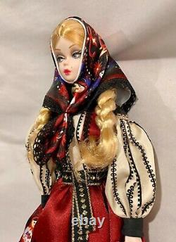 Mila Silkstone Barbie BFMC NRFB Limited Edition De-boxed T7672