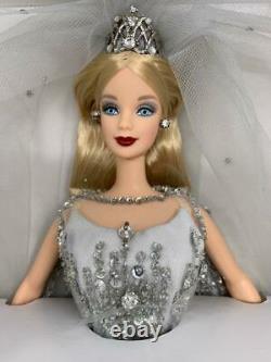 Millennium Bride Barbie Doll 1999 Limited Edition Sparkling Bridal Gown NEW