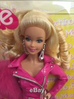 Moschino Barbie Doll Met Gala 2019 NRFB In Hand Limited Edition Mattel