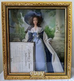NEW IN BOX Limited Edition Barbie, The Portrait Collection Duchess Emma 2003