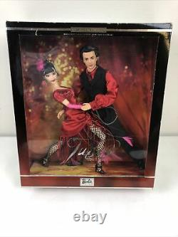 NIB 2002 Tango Barbie & Ken FAO Schwarz Limited Edition CC05