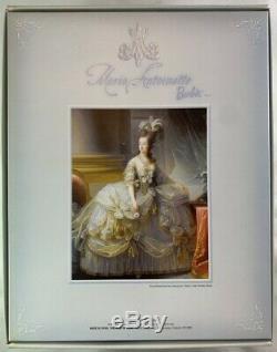 NIB 2003 Marie Antoinette Barbie Doll Deluxe Limited Woman of Royalty