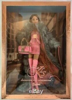 NIB 2007 Limited Edition Gold Label Barbie Doll Kimora Lee Simmons
