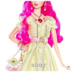 NIB Tarina Tarantino Barbie doll Gold Label 2008 Pink Hair L9602 Limited 14,400