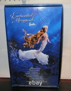 NRFB 2001 Barbie Fantasy Enchanted Mermaid Limited Edition Doll #53978 With COA