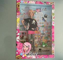 NRFB Limited Edition Gold Label Tokidoki Barbie Doll Mattel Integrity Poppy IT