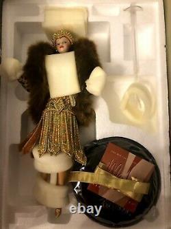 NRFB THE CHARLESTON Barbie Bob Mackie 2000 Limited Edition