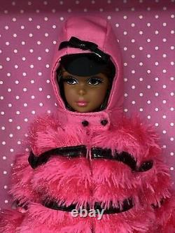 NRFB With Shipper Box Silkstone FUCHSIA N FUR FRANCIE Doll Limited Edition