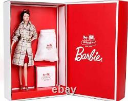 New Coach Barbie Gold Label Limited 2013 Leather Handbag X8274