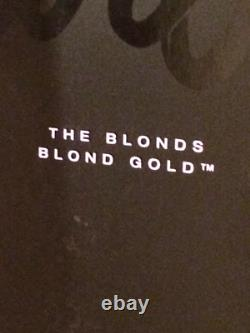 New Limited Barbie, The Blonds, Blond Gold Barbie Doll Gold Label Collection