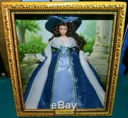 Nib-2003 Duchess Emma Barbie Doll Portrait Collection-limited Edition-curly Hair