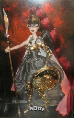 Nrfb Barbie Athena Gold Label 5,300 Limited Edition 2009 Goddess Collection