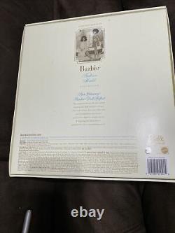 Nrfb Barbie Mattel Silkstone Spa Getaway Fashion Model Doll Limited Edition