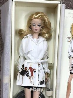Nrfb Trench Setter Silkstone Barbie Doll Limited Edition Mattel B344 Robert Best