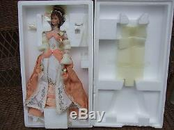 Orange Pekoe Barbie Victorian Tea Porcelain Collection Limited Edition MIB